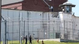 побег из тюрьмы Нью-Йорка