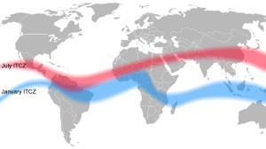 тихоокеанская зона конвергенции