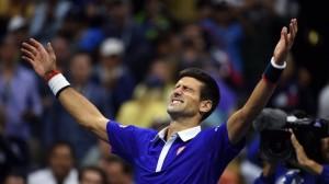 Новак Джокович, финал US Open 2015