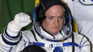 Астронавт НАСА Скотт Келли