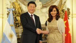 Аргентина и Китай