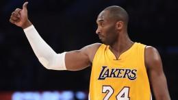Кобе Брайант уходит из НБА