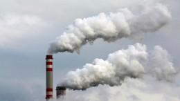 Глобальные выбросы, влияющие на климат