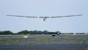 """Самолет """"Солнечный импульс 2"""" (Solar Impulse 2)"""