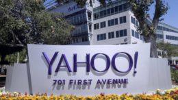 Хакеры украли данные Yahoo